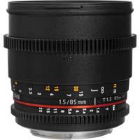 bower 85mm lens